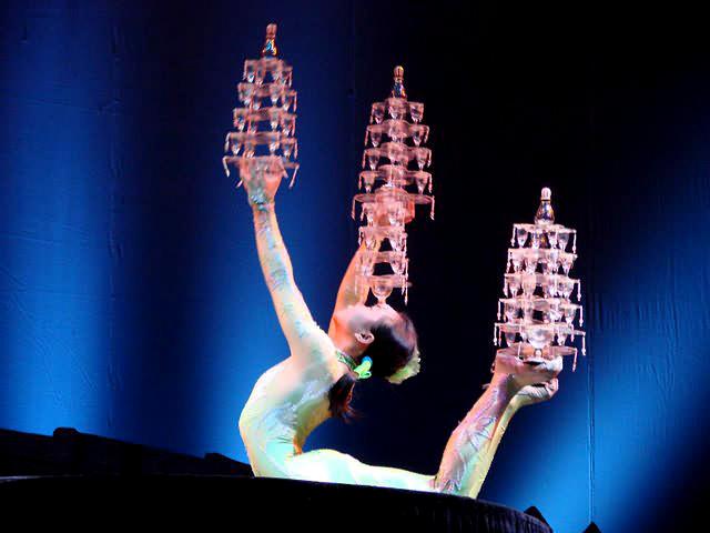 Beijing Acrobatic Evening Show